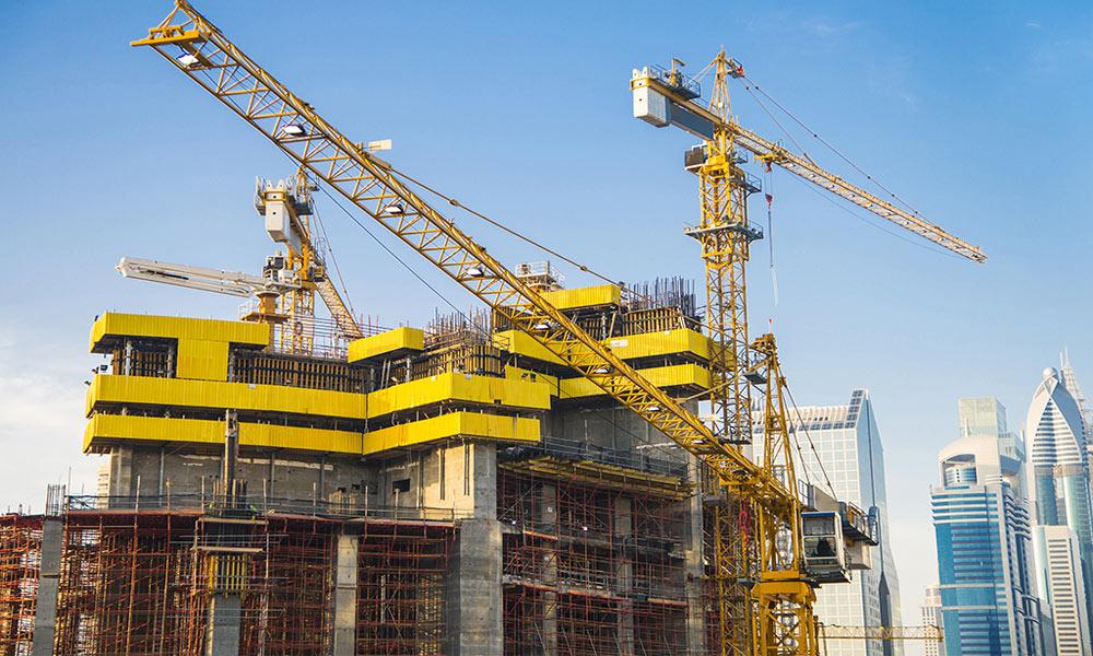 مدیریت مالی در ساخت و ساز