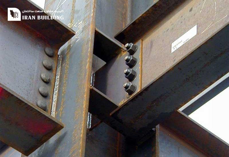 سازه اسکلت فولادی چیست؟